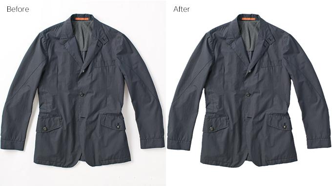 洋服・アパレル商品の切り抜きサンプル